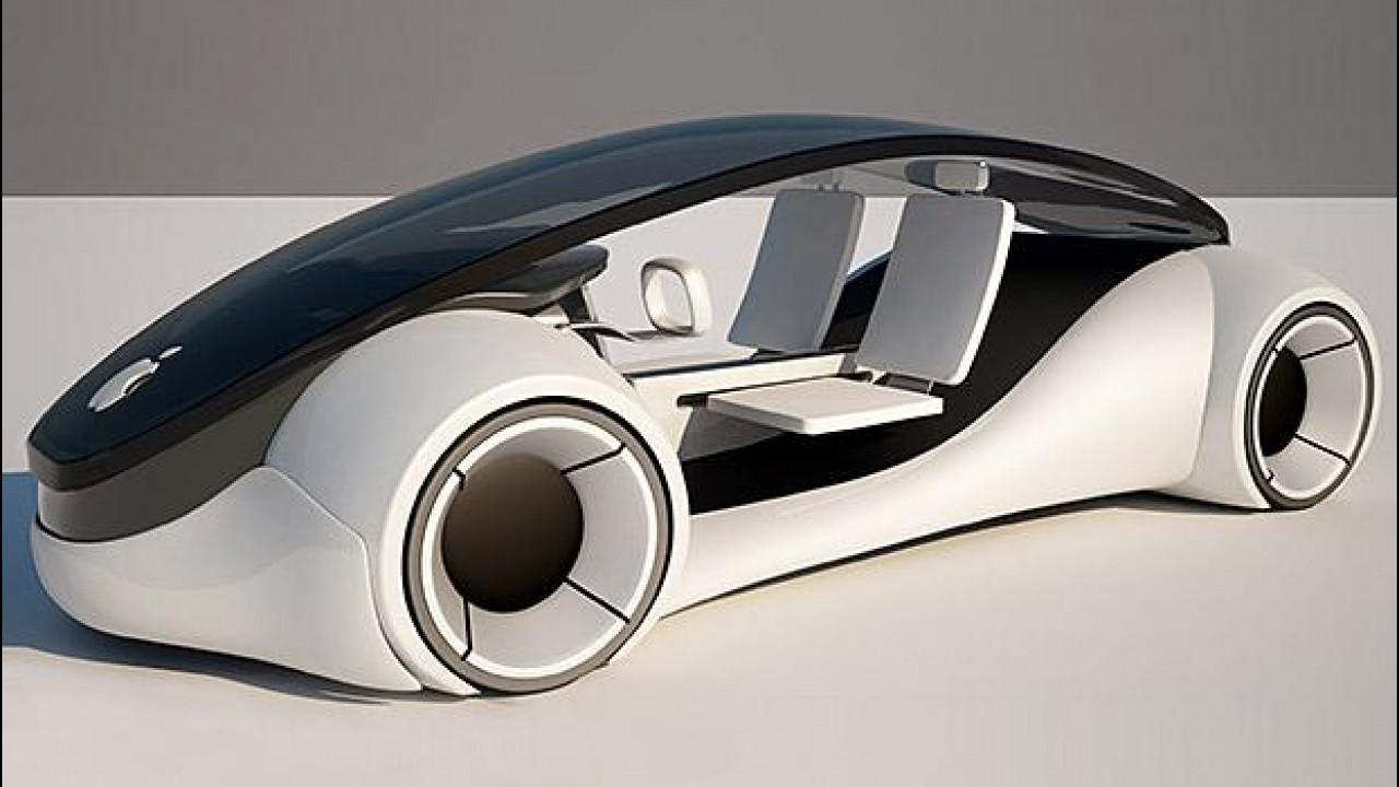 [Copertina] - Apple Car, primi accordi per i test di guida autonoma