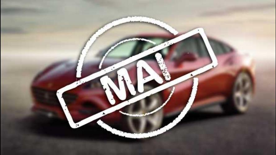 SUV: per Ferrari è no, ma la concorrenza...