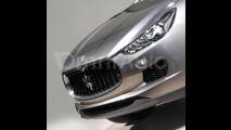 Maserati Levante, il rendering