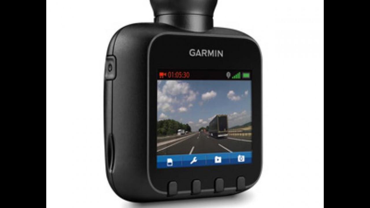 [Copertina] - Garmin Dash Cam, la telecamera che filma gli incidenti