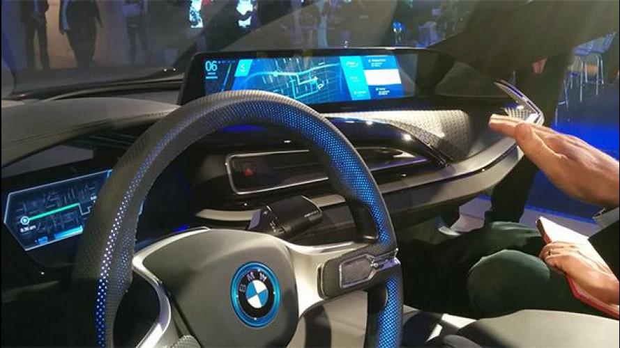 [Copertina] - BMW al CES 2016, il futuro è gestuale