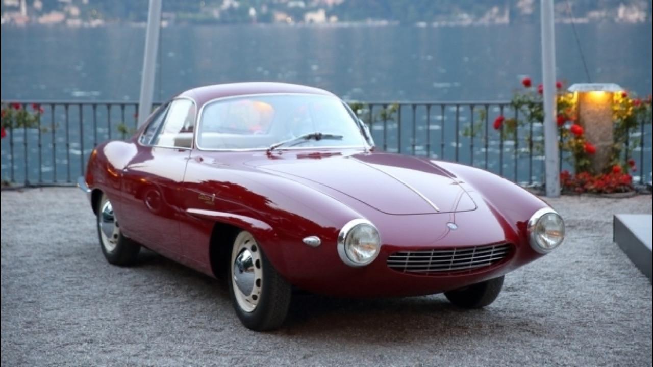 [Copertina] - Alfa Romeo trionfa al Concorso d'Eleganza Villa d'Este