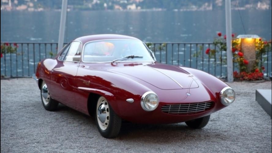 Alfa Romeo trionfa al Concorso d'Eleganza Villa d'Este