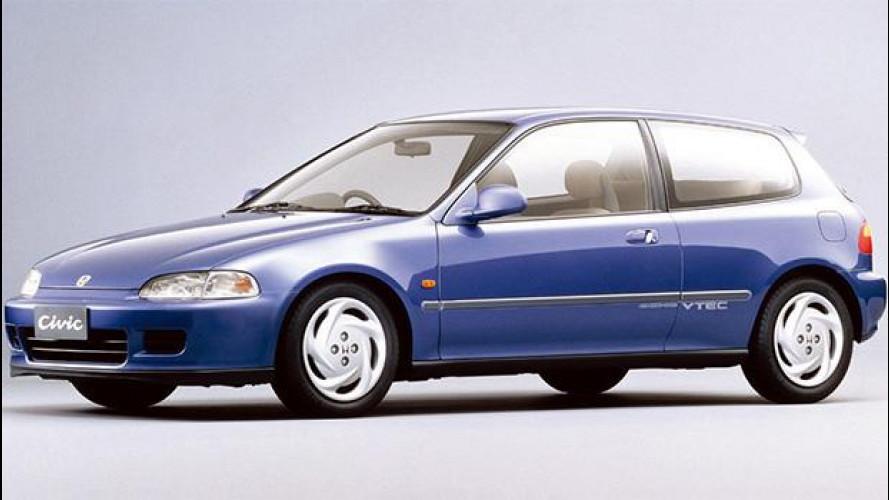 Honda Civic, camaleonte globale