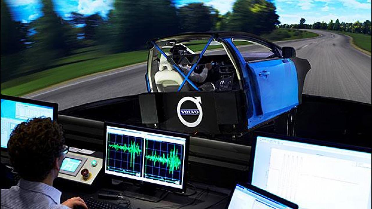 [Copertina] - Volvo, un simulatore come Ferrari per le berline del futuro [Video]