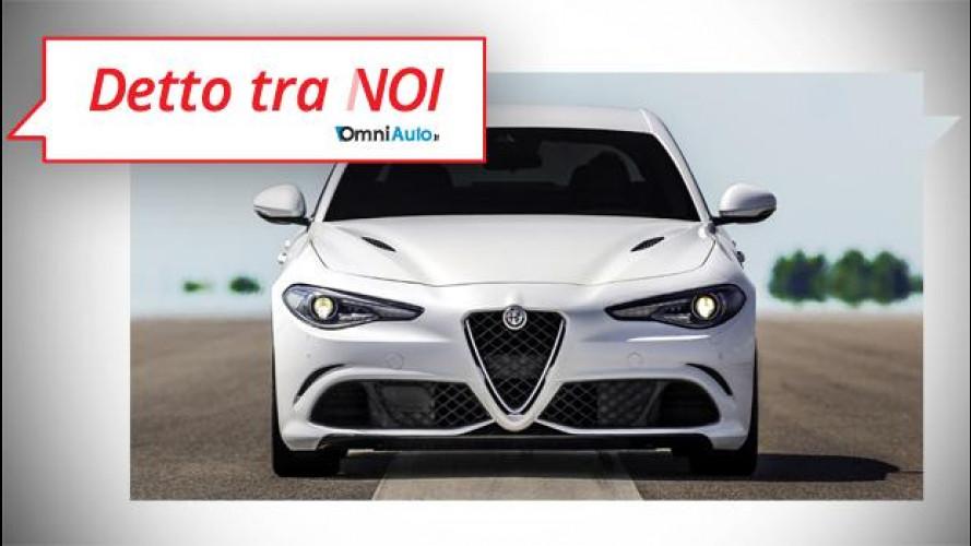 Alfa Romeo Giulia, quanto costa (detto tra noi)