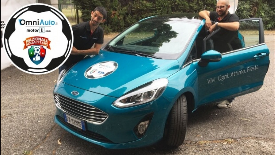 La partita di OmniAuto.it con la Nazionale Social Stars [VIDEO]
