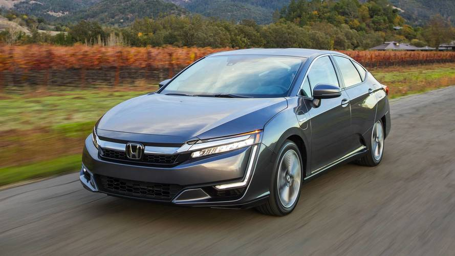 Honda Clarity PHEV: #1 Selling Plug-In Hybrid In U.S. Last Month