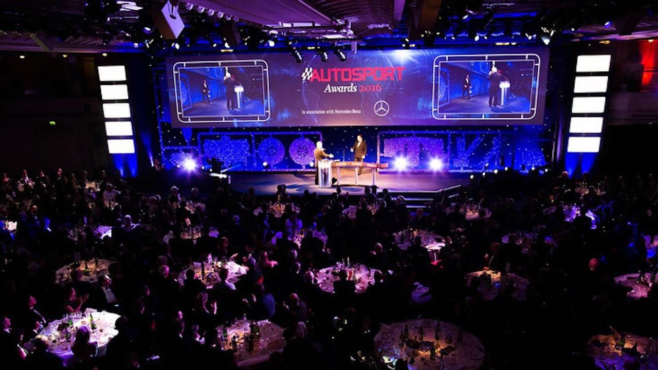 Autosport Awards 2017