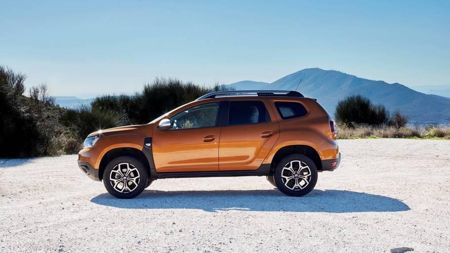 Dacia modellerine ECO-G seçenekleri eklendi