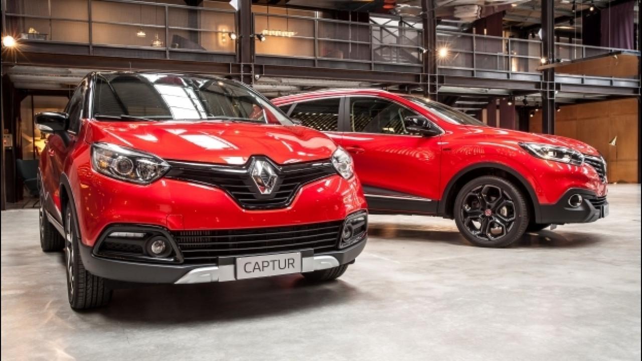 [Copertina] - Renault Captur e Kadjar Hypnotic, la forza del bicolore