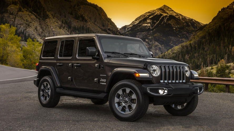 Nuova Jeep Wrangler, si fa