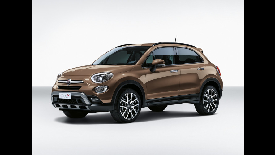 Fiat 500X Model Year 2018, al via gli ordini