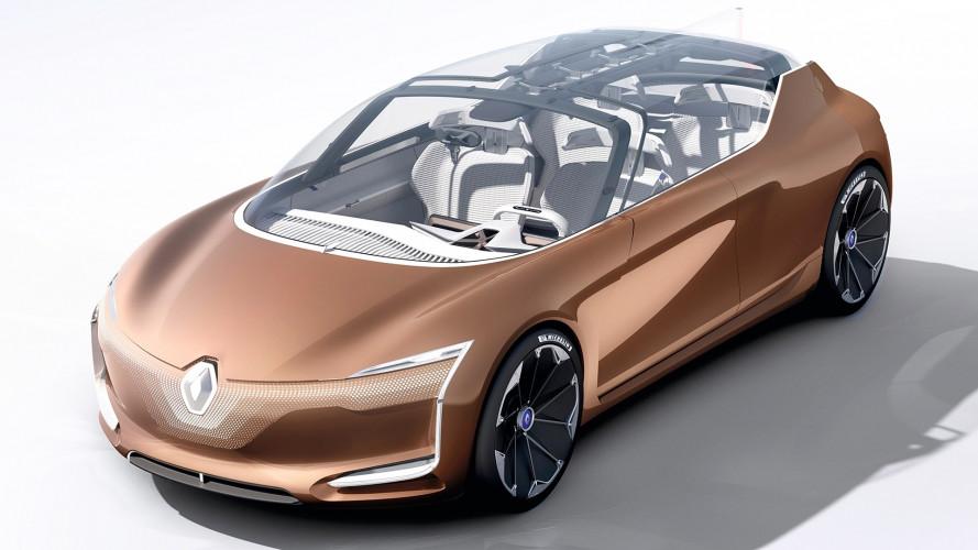 Salone di Francoforte: Renault Symbioz, la concept per la casa