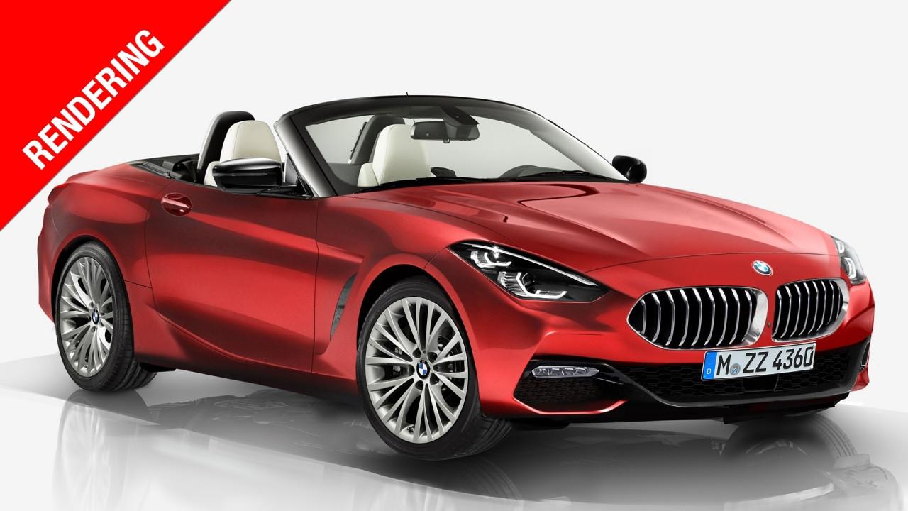 [Copertina] - Nuova BMW Z4, come ti rifaccio la spider