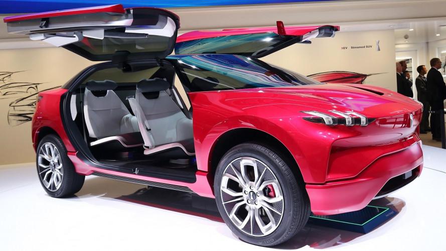 Salone di Francoforte: le auto cinesi ci riprovano