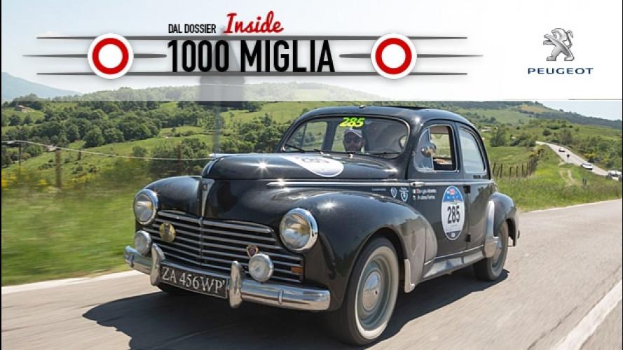 Inside Mille Miglia, da Roma a Parma