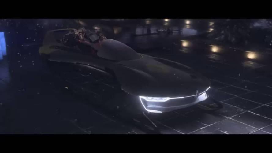 VIDÉO - Renault Sport présente son traîneau de compétition