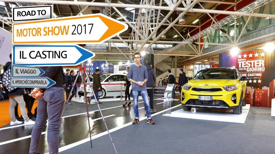 Motor Show 2017, i nuovi LIVE Casting