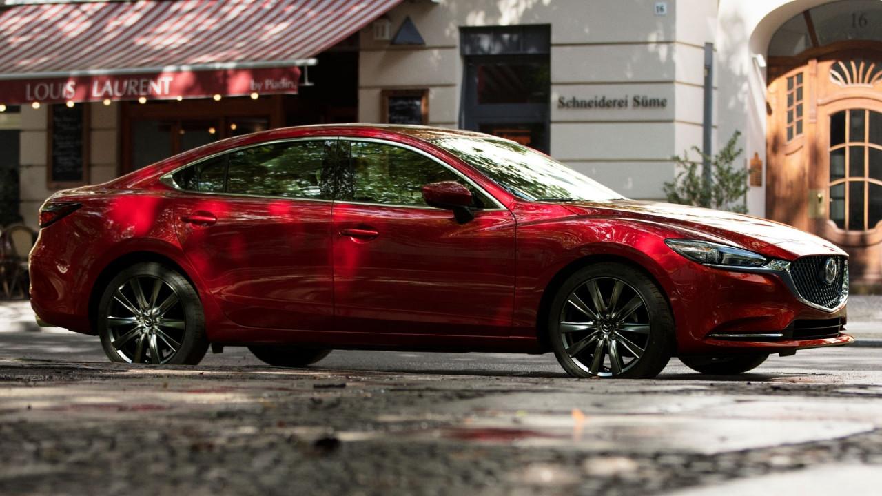 [Copertina] - Mazda 6 restyling, cambia tanto senza darlo a vedere