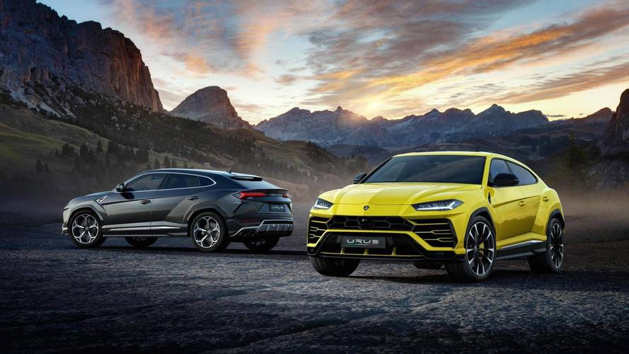 Lamborghini Urus Plug-In Hybrid Coming Within 18 Months