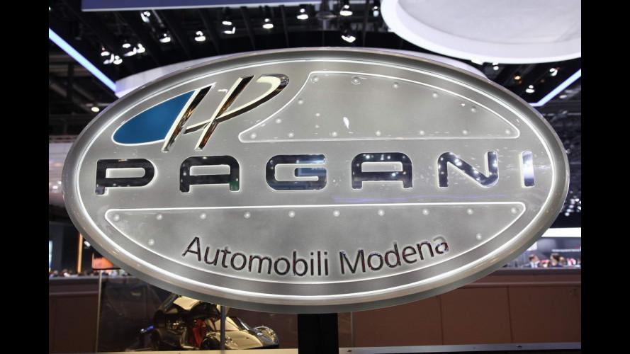 Pagani al Salone di Ginevra 2013