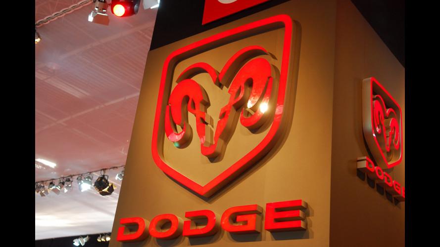 Dodge al Salone di Parigi 2008