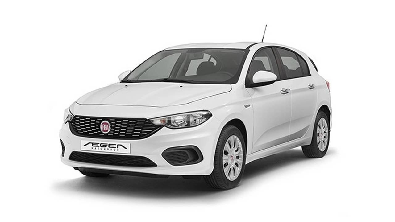 10. Fiat Egea Hatchback 1.6 MultiJet II 120PS