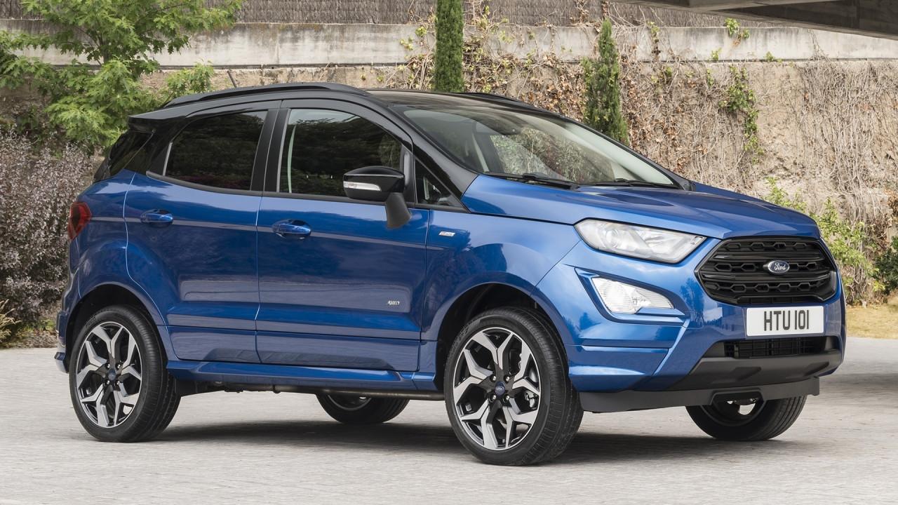 [Copertina] - Ford EcoSport restyling, aggiornamento integrale