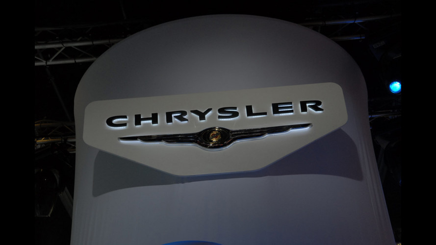 Chrysler al Salone di Francoforte 2009