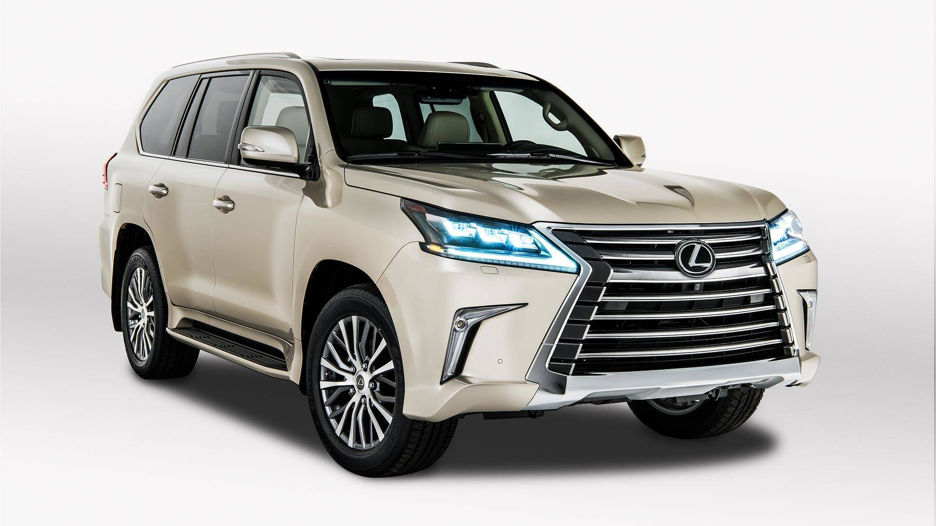 Most Expensive 2018 Lexus Lx 570 Two Row Costs 86 572
