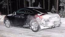 2018 Audi TT Coupe Spy Photo