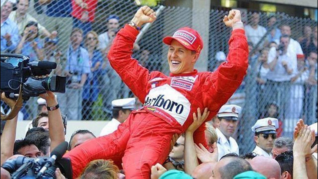 [Copertina] - Schumacher, domani riceve il premio alla carriera dal Nurburgring
