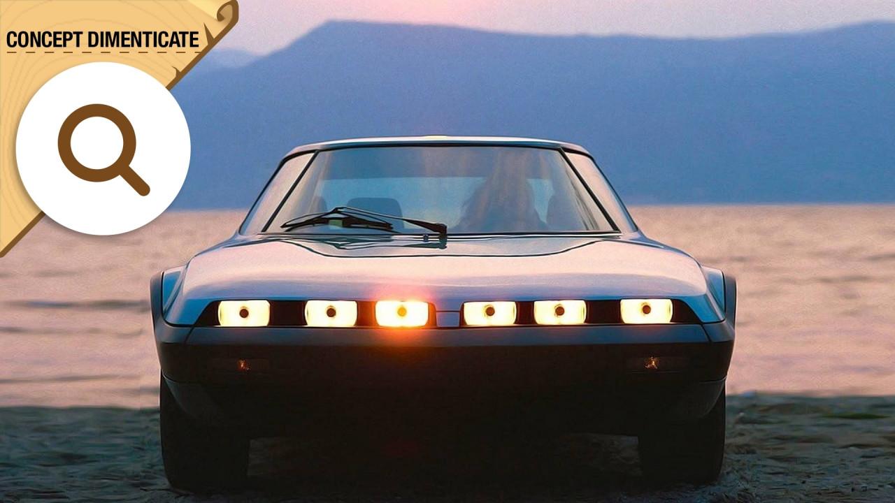 [Copertina] - NSU Trapeze, un po' Lancia Stratos, un po' Mazda RX-7