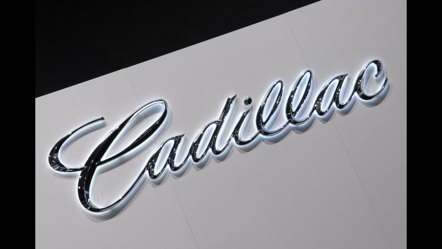 Cadillac al Salone di Francoforte 2011