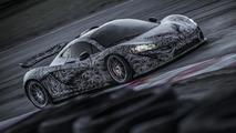 McLaren P1 prototype