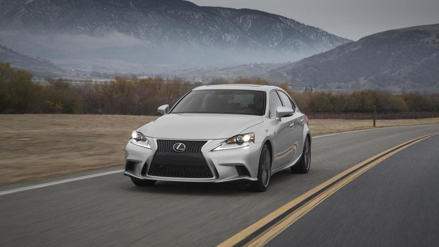 Lexus asks fans to create an IS 350 F SPORT for SEMA