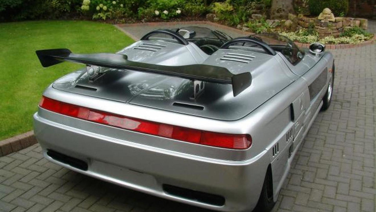 1992 Italdesign Aztec Barchetta