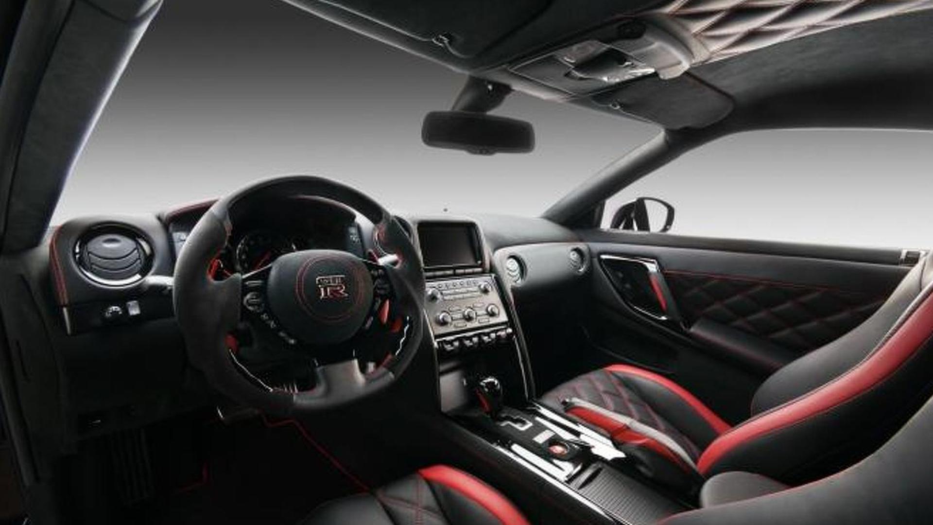 Nissan Gtr Interior >> Vilner Customizes 2012 Nissan Gt R Interior