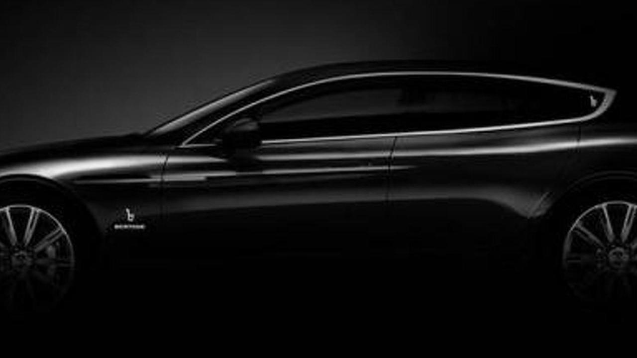 2013 Bertone concept teaser photo