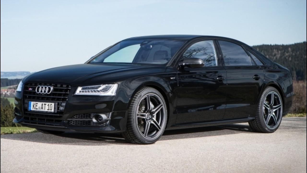 [Copertina] - Audi S8 ABT, quando il