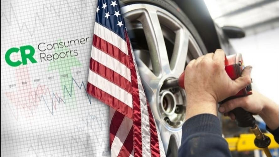 [Copertina] - Affidabilità auto, ecco i marchi preferiti dagli americani nel 2016