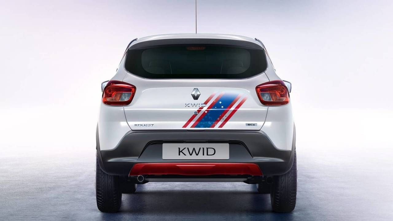 Renault Kwid Superhero Crossovers