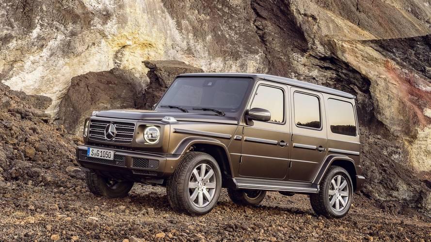Mercedes Classe G (2018) - Le mythe au goût du jour