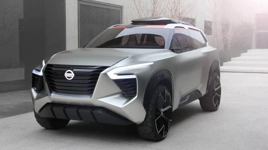 Фотографии Nissan Xmotion Сoncept
