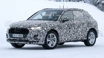 2018 Audi Q3 casus fotoğraf