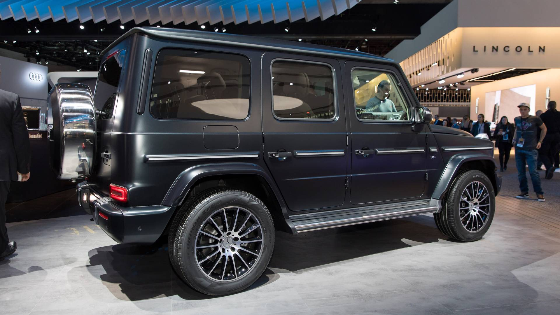 Mercedes G Class Electric Version Due In A Few Years