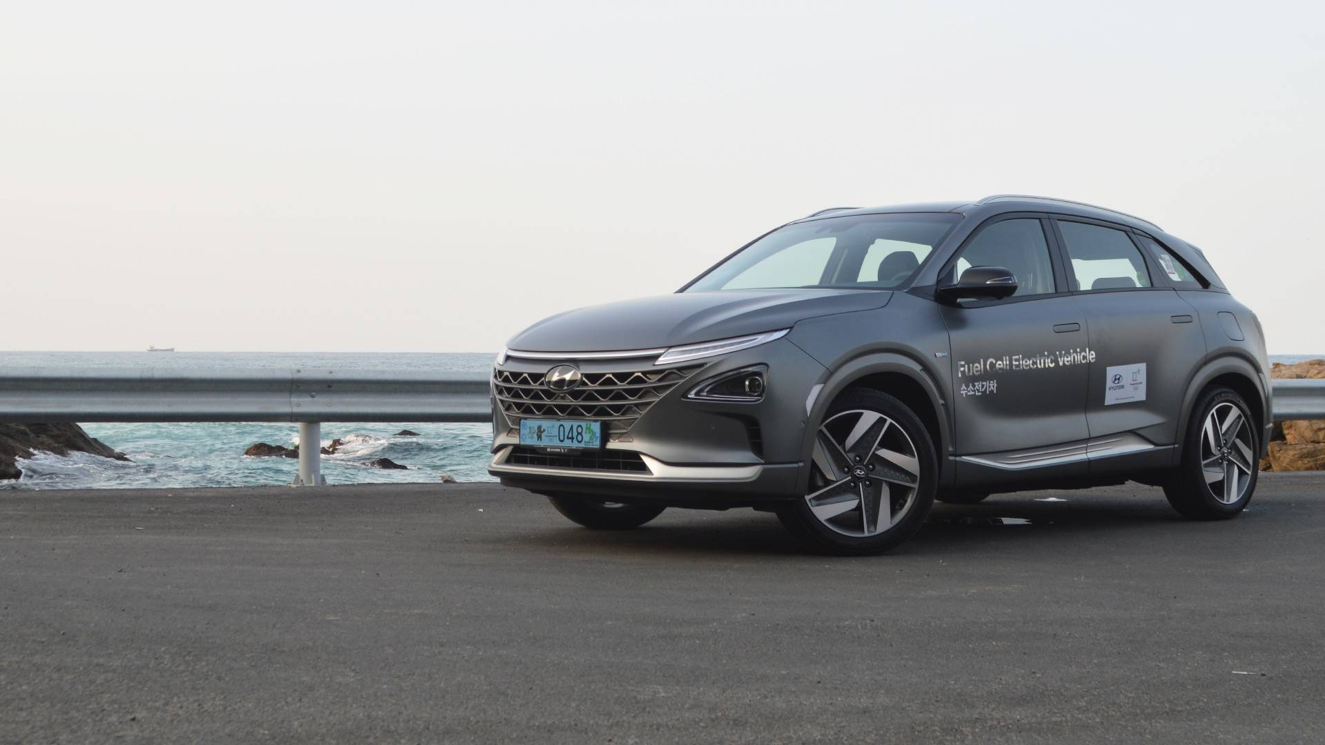 2019 Hyundai Nexo First Drive: Hydrogen Cars Are Real, And