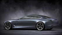 BMW GCS: Die Seitenansicht