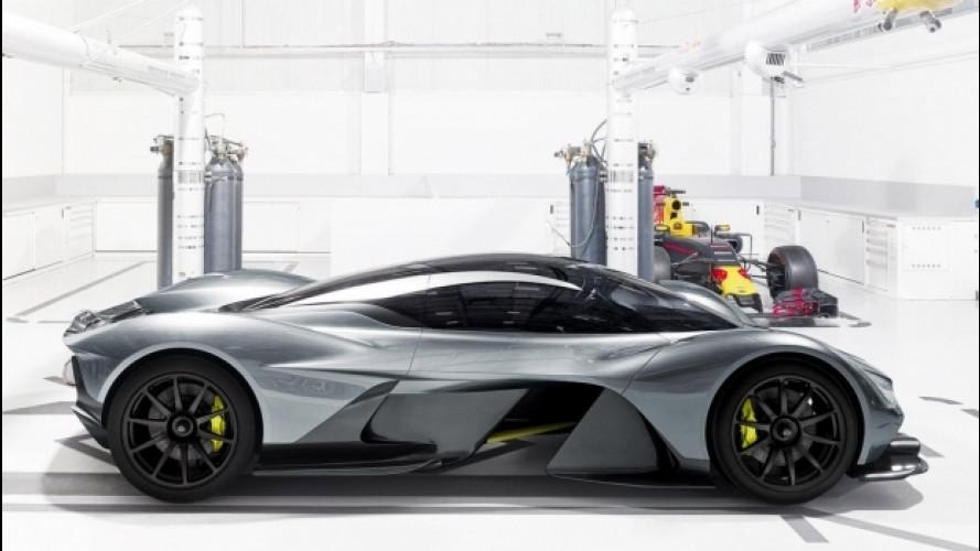 Hypercar, quelle nuove si ispirano alle monoposto di F1
